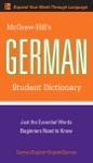 McGraw-Hills German Student Dictionary