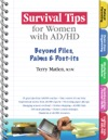 Survival Tips For Women With ADHD