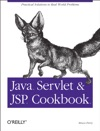 Java Servlet  JSP Cookbook