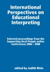 International Perspectives On Educational Interpreting