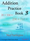 Addition Practice Book 3 Grade 3
