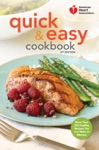 American Heart Association Quick  Easy Cookbook 2nd Edition