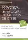 Toyota Un Modle De Gestion De Crise