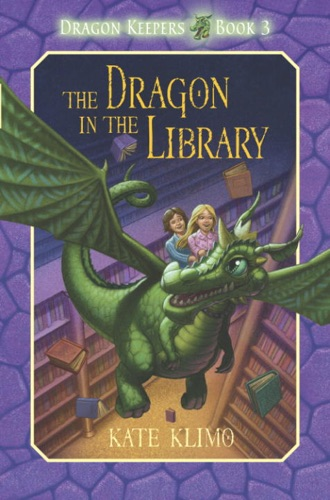 Dragon Keepers 3 The Dragon in the Library