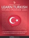 Learn Turkish - Word Power 2001