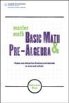 Master Math Basic Math And Pre-Algebra