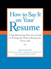 How To Say It On Your Resume