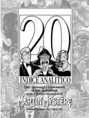Martin Mystère Indice Analitico