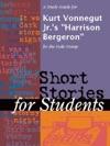 A Study Guide For Kurt Vonnegut Jrs Harrison Bergeron