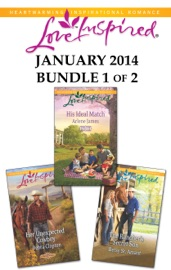 LOVE INSPIRED JANUARY 2014 - BUNDLE 1 OF 2
