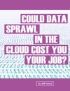 Could Data Sprawl In The Cloud Cost You Your Job