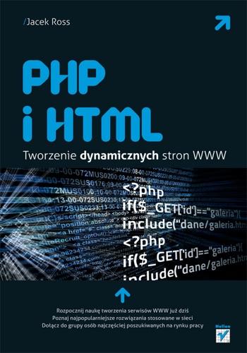 PHP i HTML Tworzenie dynamicznych stron WWW