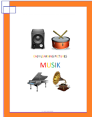 Easy Learning Pictures. Die Musik.