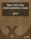 New York City Administrative Code 2011