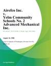 Airefco Inc V Yelm Community Schools No 2 Advanced Mechanical Inc