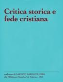 Critica storica e fede cristiana