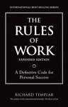 Rules Of Work The Expanded Edition A Definitive Code For Personal Success