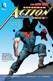 SUPERMAN - ACTION COMICS, VOL. 1: SUPERMAN AND THE MEN OF STEEL