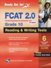 FCAT 20 Grade 10 Reading  Writing Tests 3rd Edition