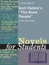 A Study Guide For Keri Hulmes The Bone People