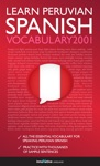 Learn Peruvian Spanish - Word Power 2001