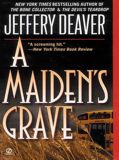 A Maidens Grave Jeffery Deaver Book