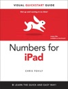 Numbers For IPad Visual QuickStart Guide