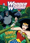 Wonder Woman Rumble In The Rainforest