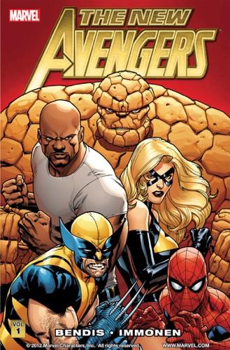 The New Avengers Vol 1
