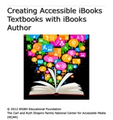 Creating Accessible iBooks Textbooks with iBooks Author