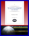 The Moment Of Truth The Final Report Of The National Commission On Fiscal Responsibility And Reform With Additional Member Comments - Federal Deficit Social Security Medicare Entitlements