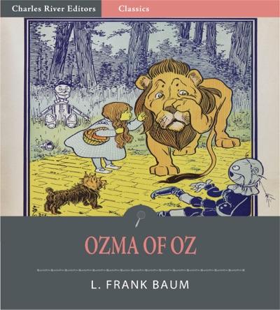 Ozma of Oz Illustrated Edition
