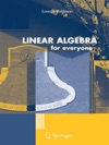 Linear Algebra For Everyone