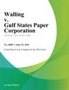 Walling V Gulf States Paper Corporation
