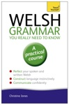 Welsh Grammar You Really Need To Know Teach Yourself