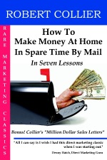 how to make money at home in spare time by mail