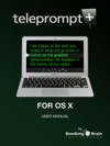 Teleprompt For OS X