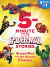5-Minute Spider-Man Stories Spider-Man And His Amazing Friends