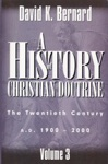 A History Of Christian Doctrine Volume 3