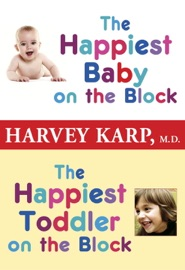 THE HAPPIEST BABY ON THE BLOCK AND THE HAPPIEST TODDLER ON THE BLOCK 2-BOOKBUNDLE