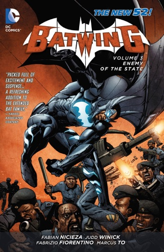 Batwing Vol 3 Enemy of the State