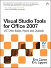 Visual Studio Tools For Office 2007 VSTO For Excel Word And Outlook