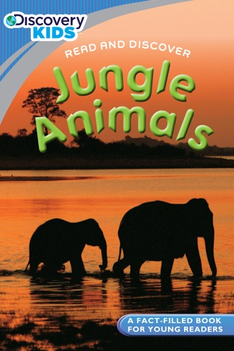 Discovery Kids Readers Jungle Animals