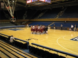 ALL-ACCESS: BELLARMINE AT DUKE