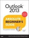 Outlook 2013 Absolute Beginners Guide