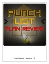 PunchList Plan Review User Manual