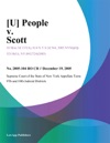 U People V Scott