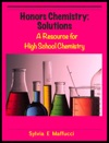 Honors Chemistry Solutions