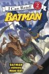 Batman Classic Batman Versus Man-Bat