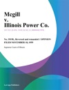 Mcgill V Illinois Power Co